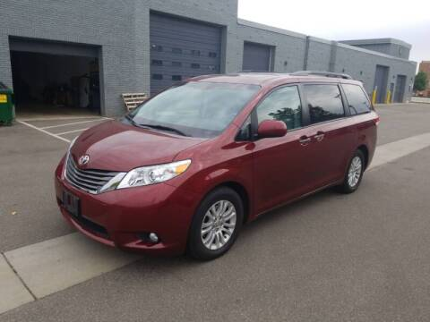 2013 Toyota Sienna for sale at The Car Buying Center in St Louis Park MN