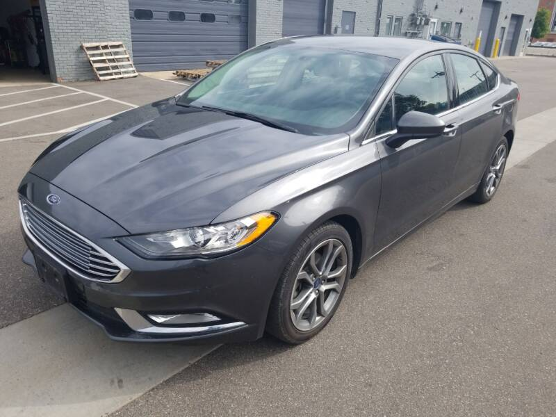 2017 Ford Fusion for sale at The Car Buying Center in St Louis Park MN