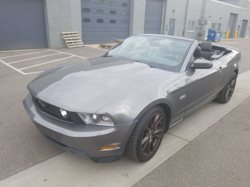 2011 Ford Mustang for sale at The Car Buying Center in St Louis Park MN