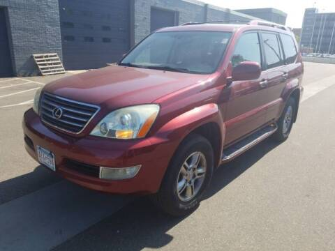 2008 Lexus GX 470 for sale at The Car Buying Center in St Louis Park MN