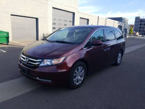 2016 Honda Odyssey for sale at The Car Buying Center in St Louis Park MN