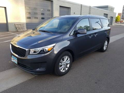 2015 Kia Sedona for sale at The Car Buying Center in St Louis Park MN