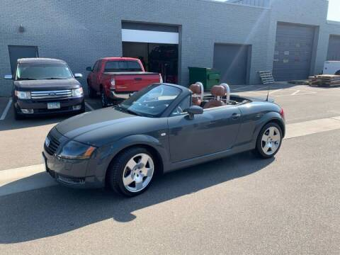 2001 Audi TT for sale at The Car Buying Center in St Louis Park MN