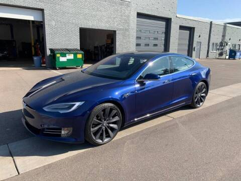 2017 Tesla Model S for sale at The Car Buying Center in St Louis Park MN