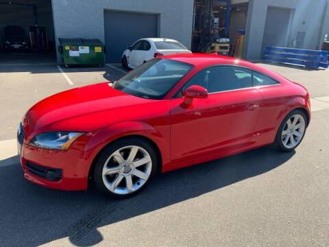 2008 Audi TT for sale at The Car Buying Center in St Louis Park MN