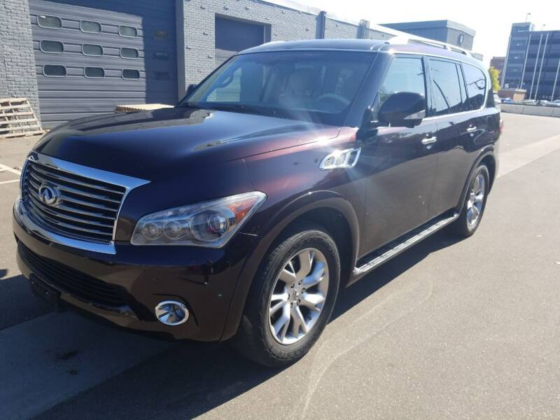 2011 Infiniti QX56 for sale at The Car Buying Center in St Louis Park MN