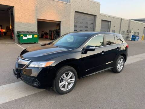 2013 Acura RDX for sale at The Car Buying Center in St Louis Park MN