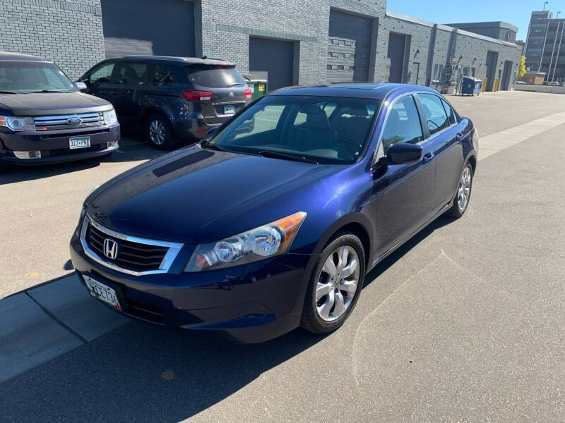 2010 Honda Accord for sale at The Car Buying Center in St Louis Park MN