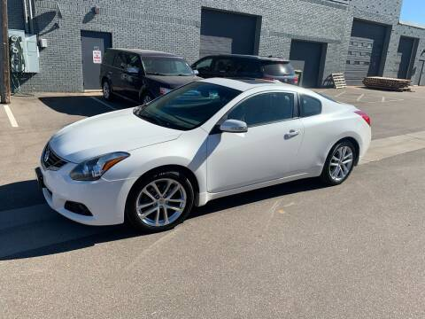 2012 Nissan Altima for sale at The Car Buying Center in St Louis Park MN