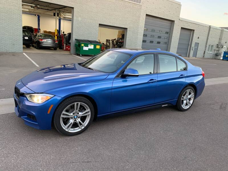 2014 BMW 3 Series for sale at The Car Buying Center in St Louis Park MN
