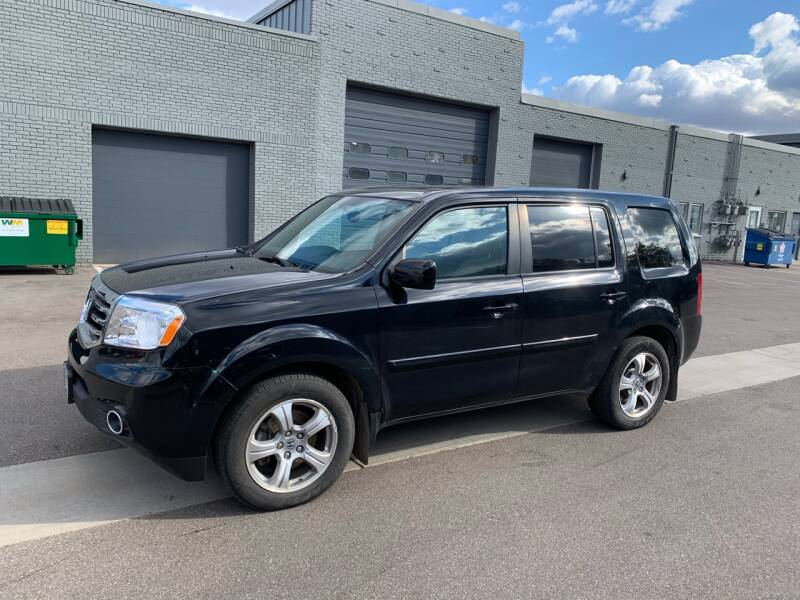 2015 Honda Pilot for sale at The Car Buying Center in St Louis Park MN