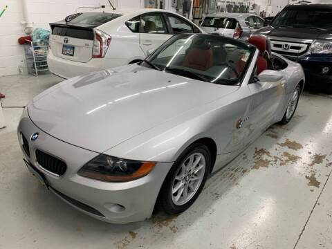 2003 BMW Z4 for sale at The Car Buying Center in St Louis Park MN