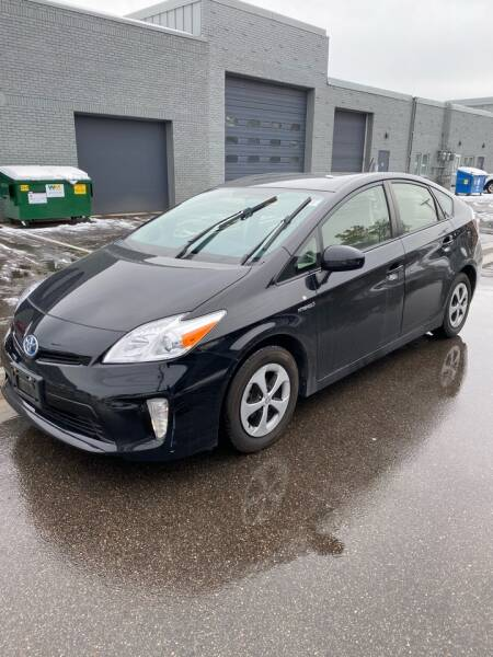 2015 Toyota Prius for sale at The Car Buying Center in St Louis Park MN