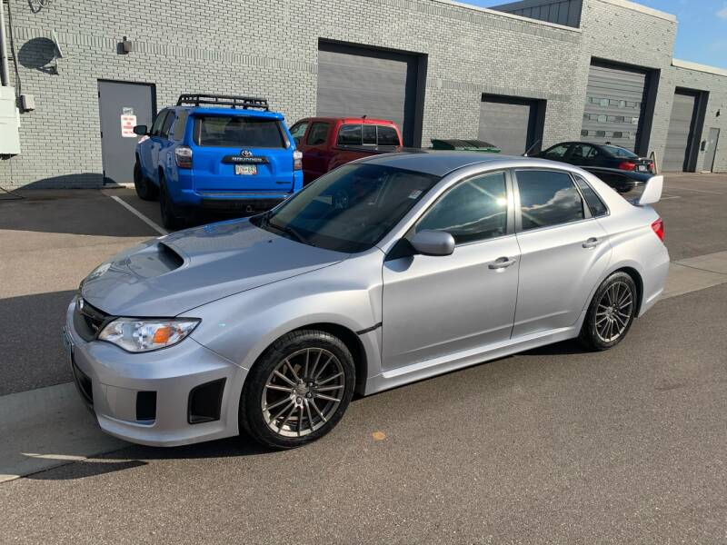2013 Subaru Impreza for sale at The Car Buying Center in St Louis Park MN