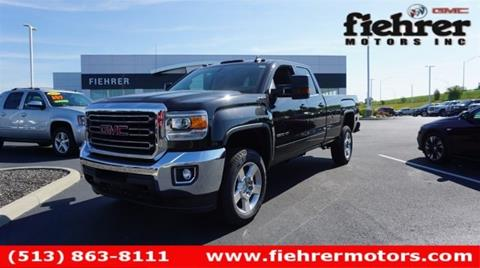 Pickup Trucks For Sale In Hamilton OH Carsforsalecom - Fiehrer motors car show