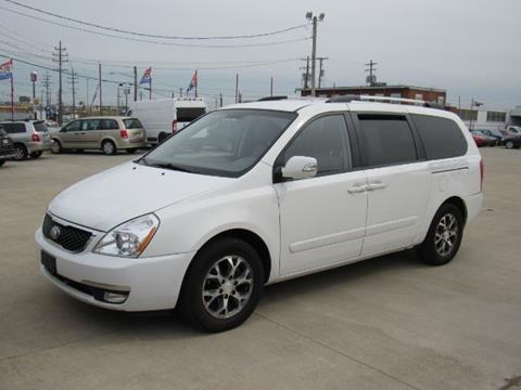 2014 Kia Sedona for sale in Cleveland, OH