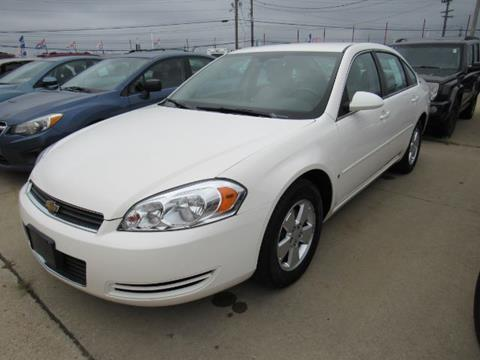 2008 Chevrolet Impala for sale in Cleveland, OH