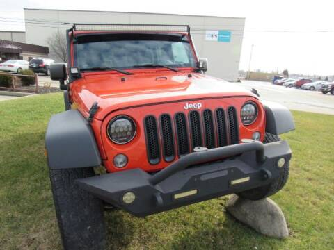 Jeep Dealers Cleveland >> Jeep For Sale In Cleveland Oh Tony S Auto World
