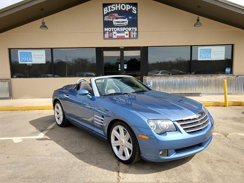 chrysler crossfire manual versus automatic