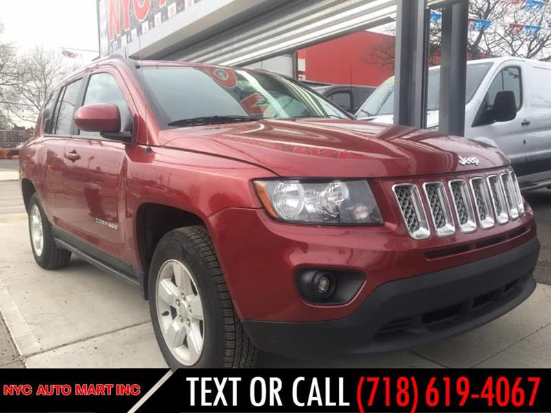 2017 jeep compass latitude fwd ltd avail in brooklyn ny nyc automart inc. Black Bedroom Furniture Sets. Home Design Ideas