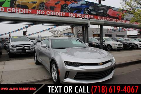 2018 Chevrolet Camaro for sale in Brooklyn, NY