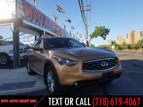 2009 Infiniti FX35 for sale in Brooklyn, NY