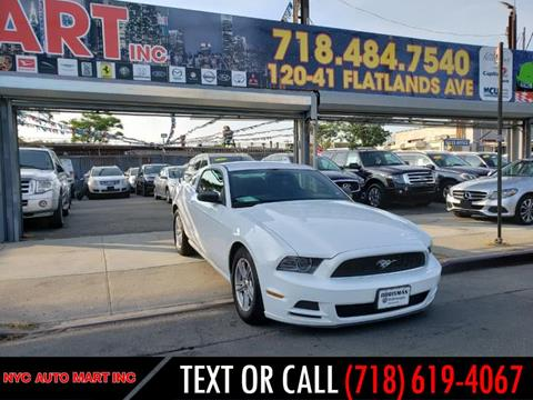 2014 Ford Mustang for sale in Brooklyn, NY