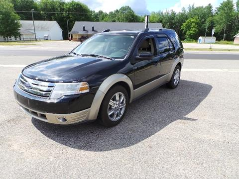 2008 Ford Taurus X for sale in Holton, MI