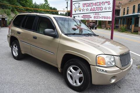 2007 GMC Envoy for sale in Pittsburgh, PA