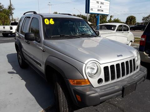2006 Jeep Liberty for sale in Melbourne, FL
