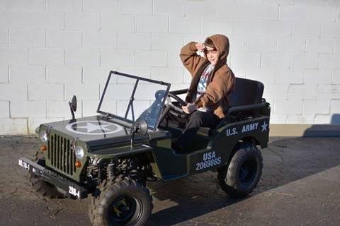 2016 Thunderbird Thunderbird Mini Jeep for sale in Columbus, OH