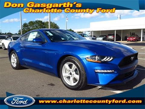 2018 Ford Mustang For Sale In Port Charlotte, FL
