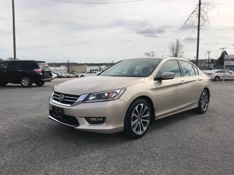 2015 Honda Accord for sale in Greensboro, NC