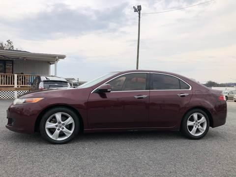 2010 Acura TSX for sale in Greensboro, NC