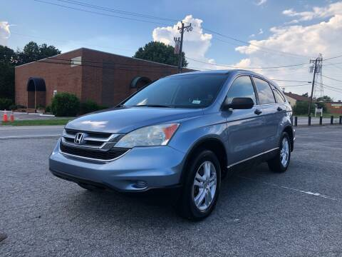 2011 Honda CR-V for sale at Triple A's Motors in Greensboro NC