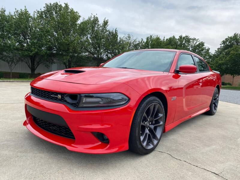 2020 Dodge Charger for sale at Triple A's Motors in Greensboro NC