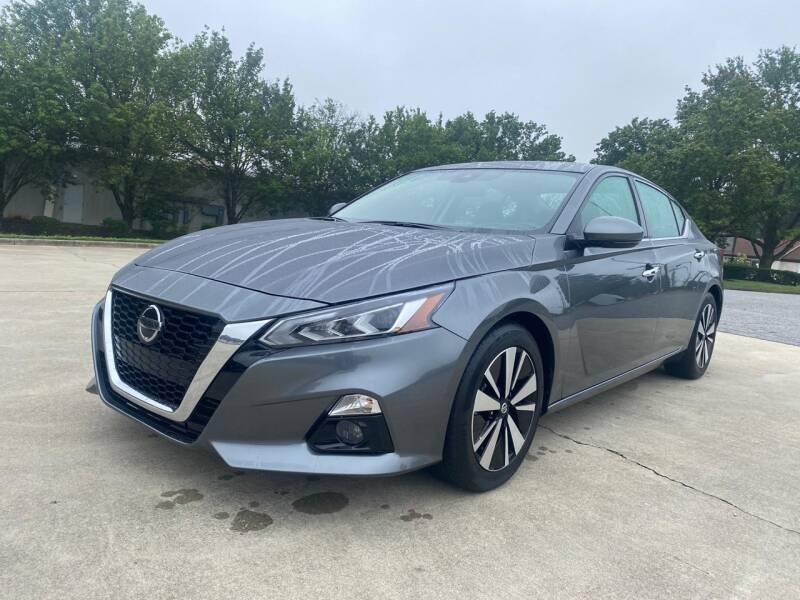2020 Nissan Altima for sale at Triple A's Motors in Greensboro NC