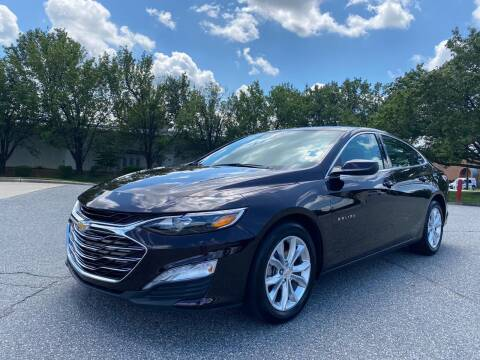 2020 Chevrolet Malibu for sale at Triple A's Motors in Greensboro NC