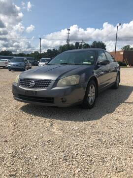 2005 Nissan Altima for sale at Triple A's Motors in Greensboro NC