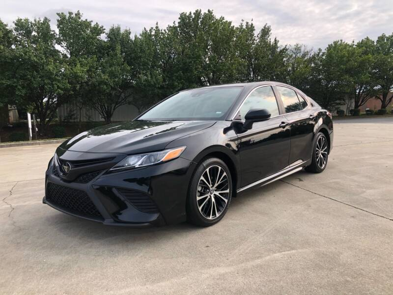 2019 Toyota Camry for sale at Triple A's Motors in Greensboro NC