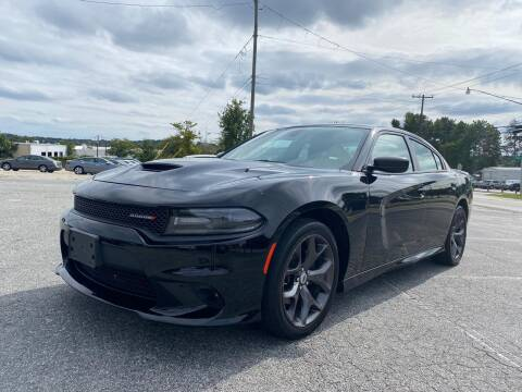2019 Dodge Charger for sale at Triple A's Motors in Greensboro NC