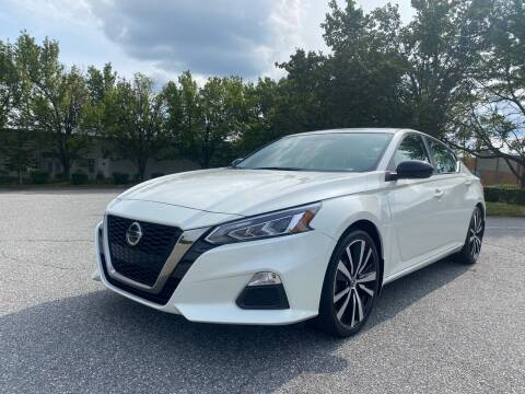 2019 Nissan Altima for sale at Triple A's Motors in Greensboro NC