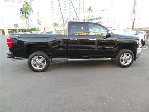 2018 Chevrolet Silverado 2500HD for sale in Honolulu, HI