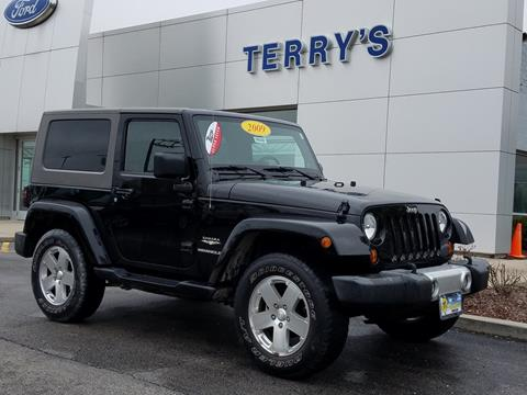 2009 Jeep Wrangler for sale in Peotone, IL