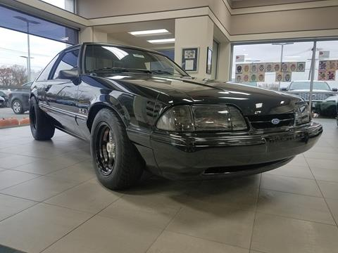 1992 Ford Mustang for sale in Peotone, IL