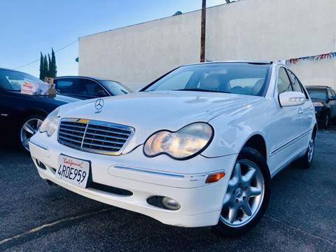 2001 Mercedes-Benz C-Class for sale in Canoga Park, CA