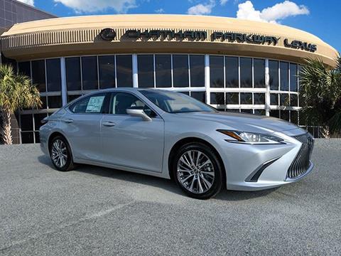 2019 Lexus ES 300h for sale in Savannah, GA