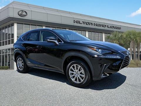 2020 Lexus NX 300h for sale in Savannah, GA