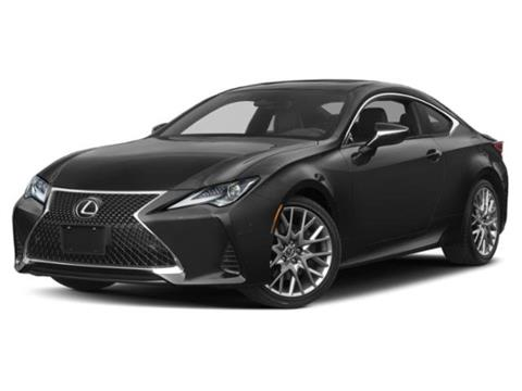 2019 Lexus RC 350 for sale in Savannah, GA
