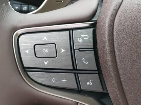 2020 Lexus LS 500